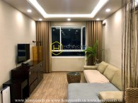 Simple design with 2 bedrooms apartment in Tropic Garden