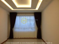 Design your own home – Spacious & Unfurnished apartment in Tropic Garden