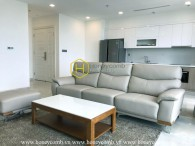 Bright, Elegant & Contemporary: Aesthetic apartment in Vinhomes Golden River