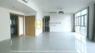 Shiny & Unfurnished apartment for rent in The Vista