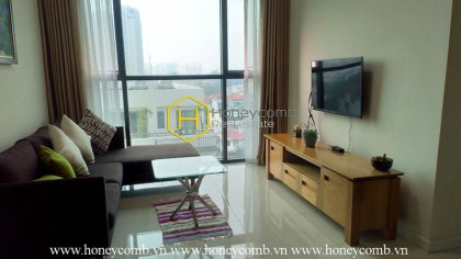 Cheap price with 2 bedrooms apartment in The Ascent Thao Dien for rent