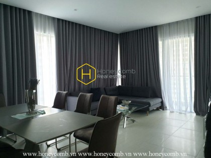 Good apartment in great location: Diamond Island