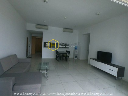 Design your own home – Spacious & Basic-furnished apartment in Estella