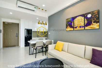 Location, Community, Quality Living. They start here at this exceptional apartment in Masteri An Phu