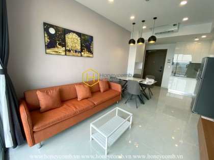 This incredible apartment in Masteri An Phu tailored your highest standards