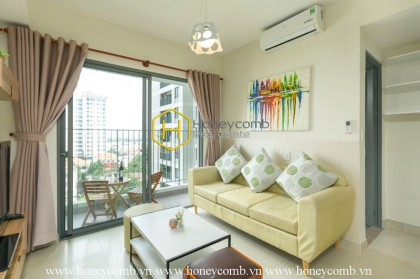 Best price 2 bedroom apartment with full furnished in Masteri Thao Dien