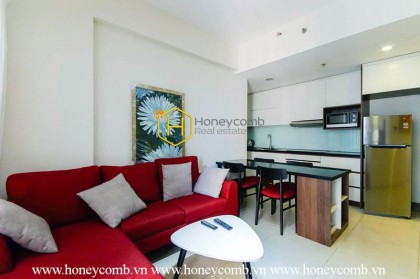Impressive design. Modern & stylish style. Apartment in Masteri Thao Dien
