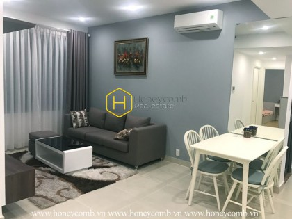 Really nice 2 bedrooms apartment for rent in Masteri