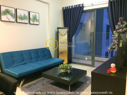 The 2 bedrooms apartment for rent in Masteri Thao Dien with good price