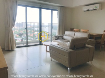 3 beds apartment full furniture in Masteri Thao Dien for rent