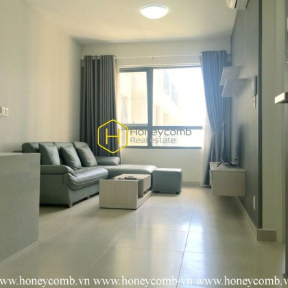 One bedroom apartment modern style in Masteri for rent