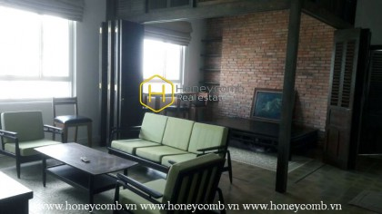 Homey & Basic-furnished apartment for rent in Tropic Garden