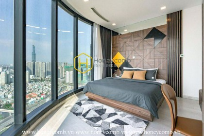 Deluxe design apartment in Vinhomes Golden River – The best position to observe the city