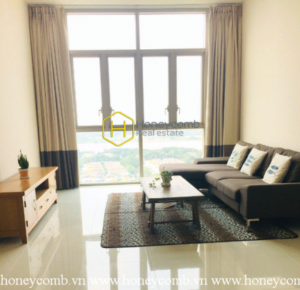 Comfortable 2-bedroom apartment with modern furniture in The Vista