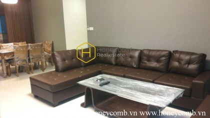 Basic 3 beds furnished apartment for rent in The Vista