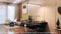 Exquisite apartment with minimalist style in D'edge Thao Dien
