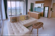 Diamond Island apartment- a perfect 10 for design and view