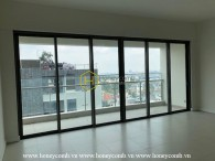 Simple furniture apartment with wonderfull river view in Gateway Thao dien