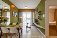 "Engrossing apartment in Masteri An Phu makes you ""fall for"" from the very first moments"