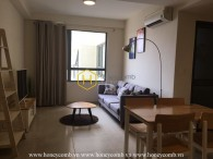 One bedroom apartment with beautiful decorated in Masteri Thao Dien