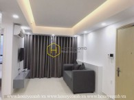 Beautiful modern 2 beds apartment with high floor in Masteri Thao Dien