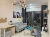 Experience an advantageous life in this super-convenient apartment at Masteri Thao Dien