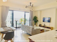 Best life ever in this lavish apartment for rent in Masteri Thao Dien
