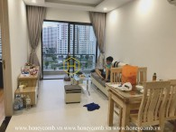 Simple Style 2 bedrooms apartment in New City Thu Thiem