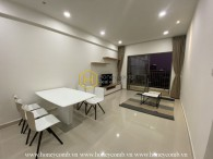 The perfection definition of elegance: The Sun Avenue apartment for rent