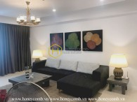 An artistic apartment for rent with mysterious design in Sai Gon Pearl