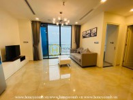 Addticted to the elegant and sophisticated design of this Vinhomes Golden River apartment