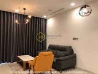 An apartment at Vinhomes Golden River that makes you feel comfortable all of the time