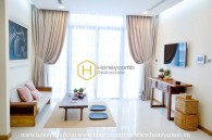 An aesthetic apartment with cozy atmosphere will help you release in Vinhomes Central Park