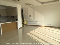 Spacious unfurnised apartment with prestigous location for rent in Xi Riverview Palace