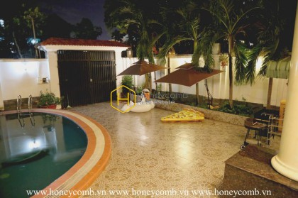 Visit the modern Vietnamese style of this District 2 townvilla for rent