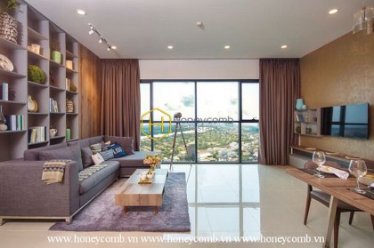 Luxury design 2 beds apartment in The Ascent Thao Dien