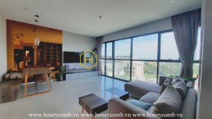 Graceful 3 bedrooms apartment in The Ascent Thao Dien for rent