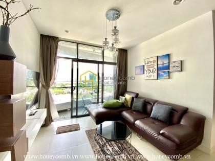 Wonderful 1 bedoom apartment in City Garden for rent