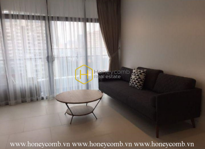 The luxurious and enchanting 1 bedroom-apartment in City Garden