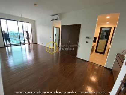 """""""Your home- your style"""" in the unfurnished apartment in D ' Edge"""