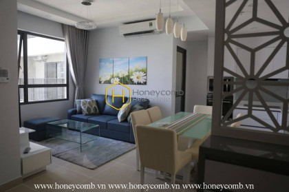 2 bedrooms for rent at nice furniture in Masteri Thao Dien