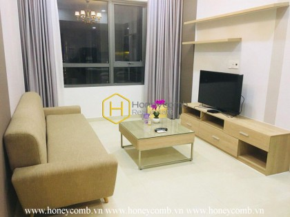 1 bedroom apartment with Western style in Masteri Thao Dien for rent