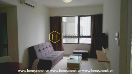 1 bedroom apartment with best price for rent in Masteri Thao Dien