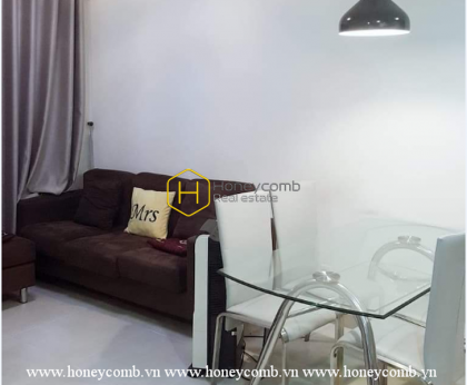 Masteri Thao Dien 2-beds apartment with swimming pool for rent