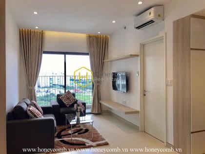 Nice design 2 bedroom apartment in Masteri Thao Dien for rent