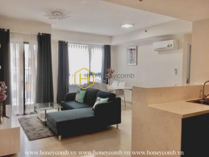 2 bedroooms apartment for rent in Masteri Thao Dien