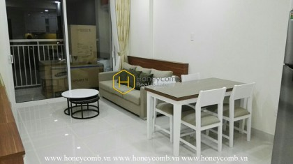 Tropic Garden 2 beds apartment with balcony for rent