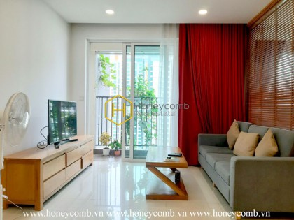 Enjoy the nature with this full furnished apartment for rent in Vista Verde