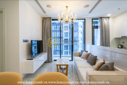 This is what you will feel in Vinhomes Golden River apartment : Elegant and peace