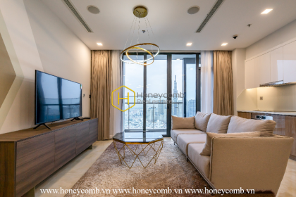 Shocked with the terrific gorgeous design in Vinhomes Golden River apartment